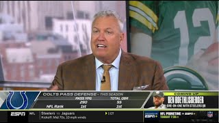 New post (Green Bay Packers vs Indianapolis Colts Week 11, Aaron Rodgers vs Philip Rivers - Rex Ryan heated) has been published on Favorite Football - https://t.co/2Yifzw9xDf https://t.co/Z84dae1LsS