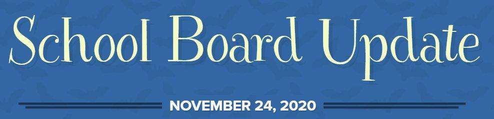 Check out School Board Update (via <a target='_blank' href='https://t.co/m7u3HjRXxt'>https://t.co/m7u3HjRXxt</a>) <a target='_blank' href='https://t.co/R9TIx7gV2N'>https://t.co/R9TIx7gV2N</a> <a target='_blank' href='https://t.co/P5qKrvoNXM'>https://t.co/P5qKrvoNXM</a>