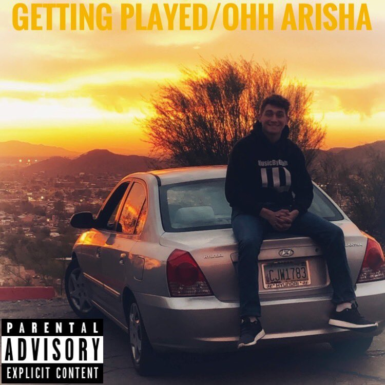 Getting Played/Ohh Arisha OUT NOW  https://t.co/KjaKvaqzwr   #newmusic #music #newalbum #album #piano #vocal #guitar #synth #beat #mixtape #lit #hype #fire #musicproducer #singersongwriter #songwriter #producer #record #recording #time #azmusic #arizona #phoenix #love #sing https://t.co/rZAQxxKod0