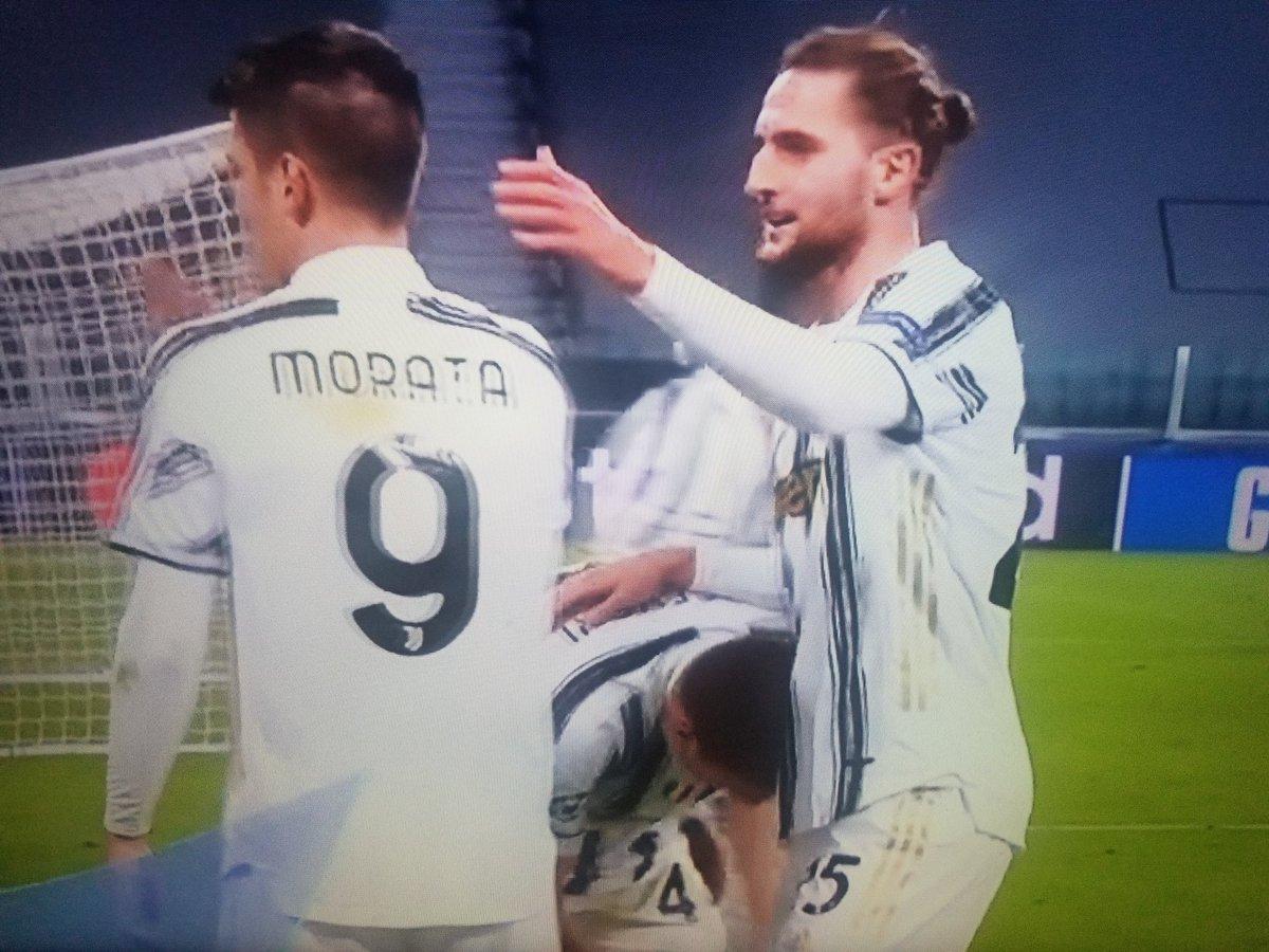 """V SPORTZ INSIDER on Twitter: """"MORATA PREVAILS IN THE STOPPAGE TIME ‼‼ Juve  2 - 1 Ferencvaros #JuveFerencvaros #UCL… """""""