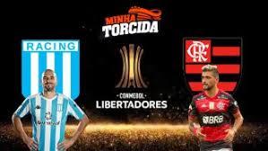 Flamengo x Racing terá transmissão ao vivo pelo SBT (para todo o Brasil), na TV aberta, e da Fox Sports, na TV fechada. O jogo acontece nesta terça (24), às 21h30 em Buenos Aires, pelo jogo de ida das oitavas de final da Copa Libertadores. https://t.co/gvUrT1hQ3m