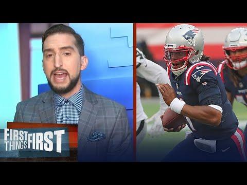 New England Patriots vs Houston Texans: Cam Newton on Patriots 4-5 record displays - Nick Wright 🏈 #NEPatriots #PatsNation #Patriots #NFL #SportsTalkLine https://t.co/bHSbzyN7ia https://t.co/N7sUwpS6yR