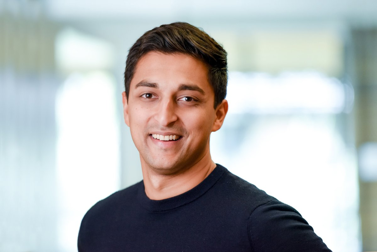 """🗣️ Tomorrow! @NEA's @jaisajnani will be featured at #Finovate West to discuss """"Rethinking Monetizing Payments And Focusing On New Technologies To Meet Customers' Present And Future Payments Needs In The New World"""" #fintech @Finovate"""