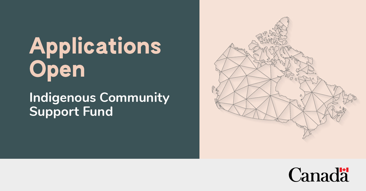 Are you a #FirstNations, #Inuit or #Métis community OR an #Indigenous organization serving Indigenous peoples? You can now apply for the Indigenous Community Support Fund to address the specific needs of Indigenous people during #COVID19. Apply now: ow.ly/fM9950CtXed