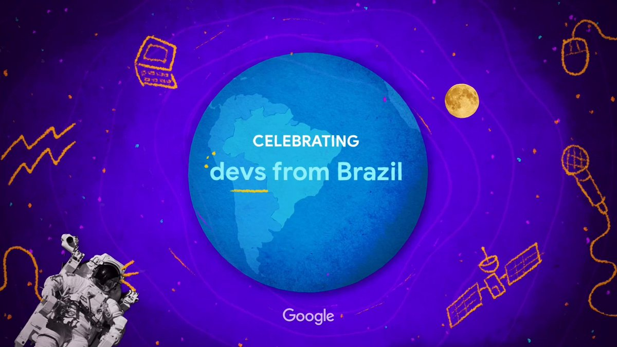 We're recognizing #DiaDaConscienciaNegra all month long by tipping our hats to the leading Black voices of Brazilian game, web, and app development. Porque juntos trabalhamos melhor!