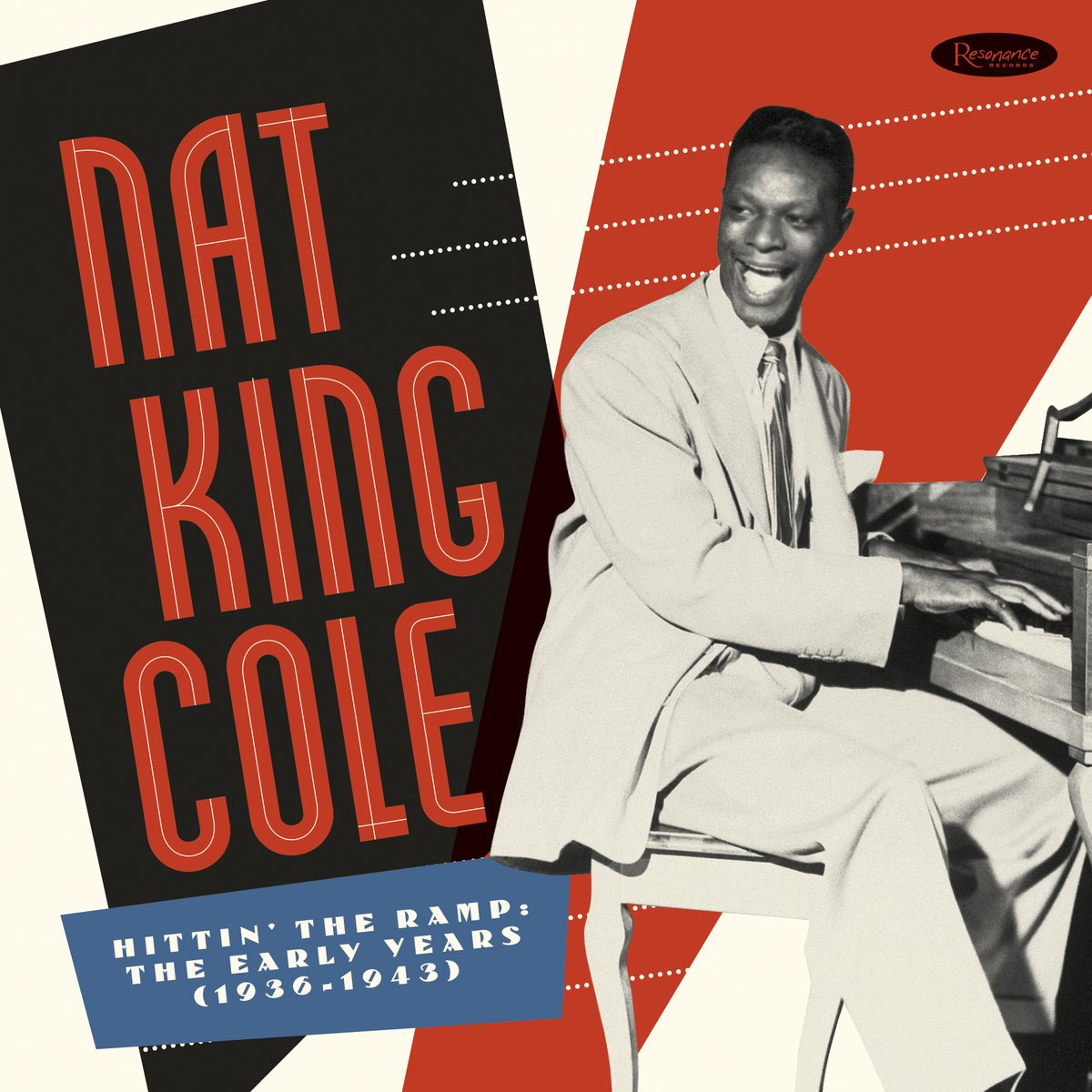 Congratulations to legend @natkingcole on the #GRAMMY nomination for Best Historical Album for 'HITTIN' THE RAMP: THE EARLY YEARS (1936 – 1943)'.  @RecordingAcad @ResonanceJazz