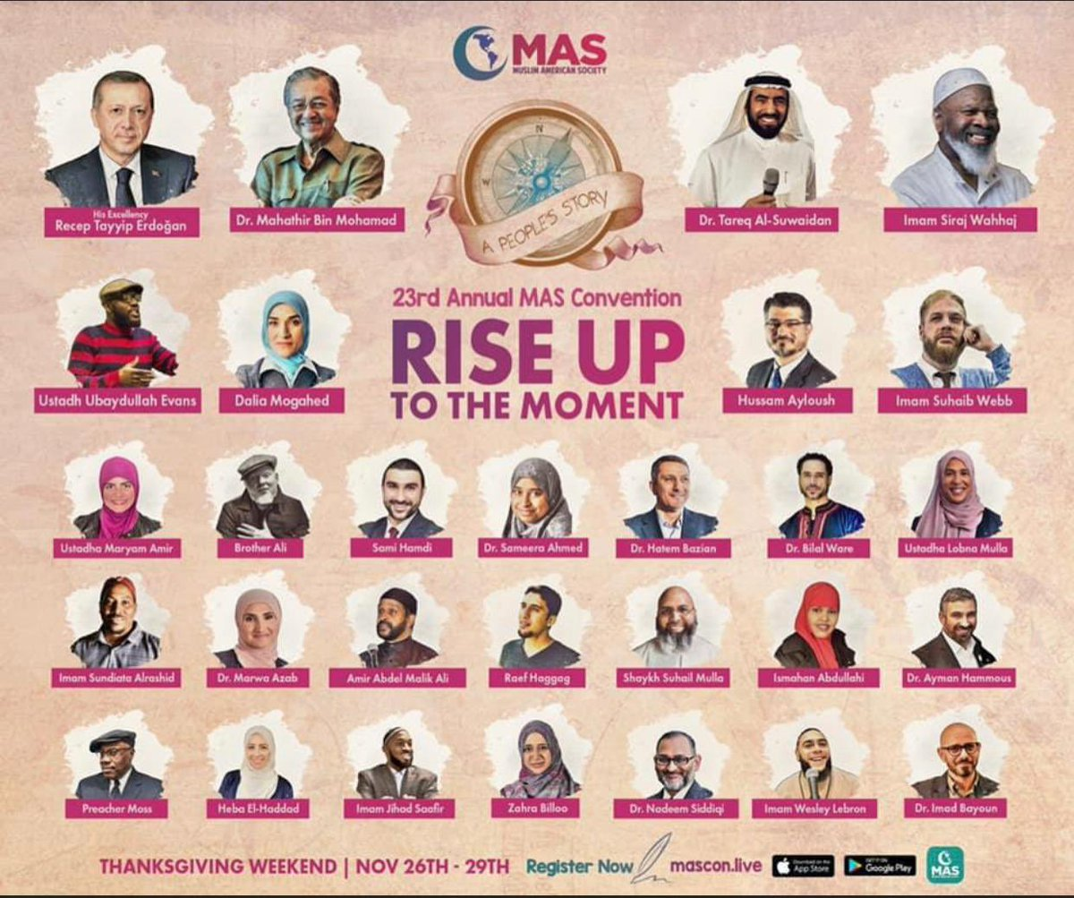 .@mas_national has invited a dictator as a speaker!What a shame to politicize such a meaningful spiritualevent!Please ask him how he jailed thousands of innocent women with their babies,the elderly, and people with terminal illnessjust for their affiliation with an Islamic group. https://t.co/N0lJMAGR51