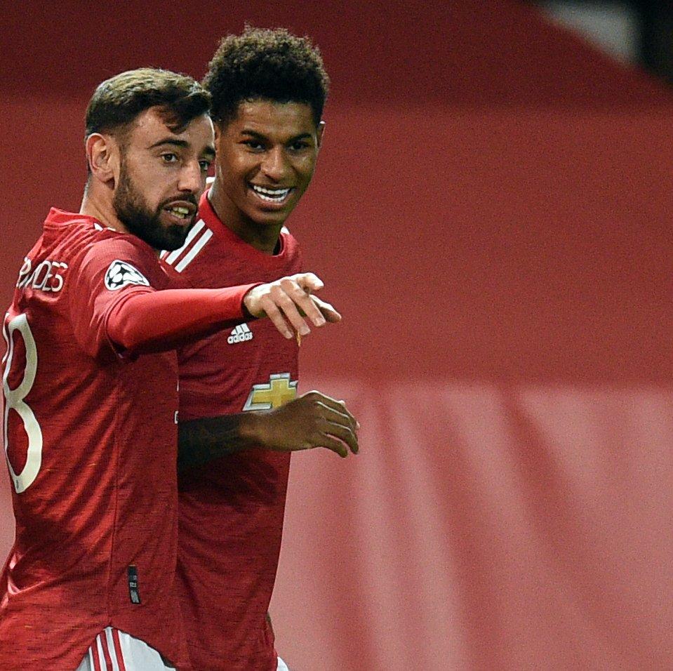 Am soooo feeling this duo...!!!  #MUFC  #MUNWBA  #ManUnited