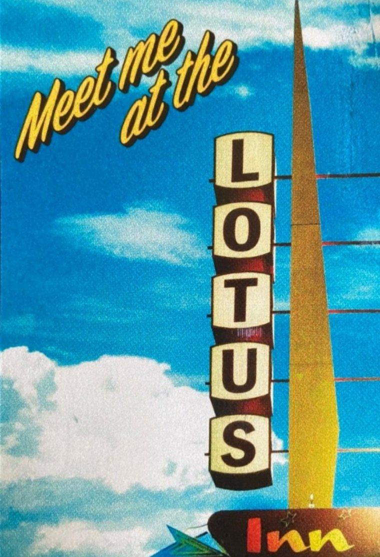 Can't wait for lotus inn ❤️❤️❤️ #lotusinn