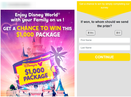 Win a $1,000 Disney World voucher for you and your family! (This Offer is for a limit time).   @Grammy #GOODNEWSMEGAN #lotusinn #DWAir20Questions #AmericaIsBack #GTMcontest44 @Paul_Ryan @The_Weeknd #DisneyPlus #Disney #Disneyland #DisneyHolidaySingalong