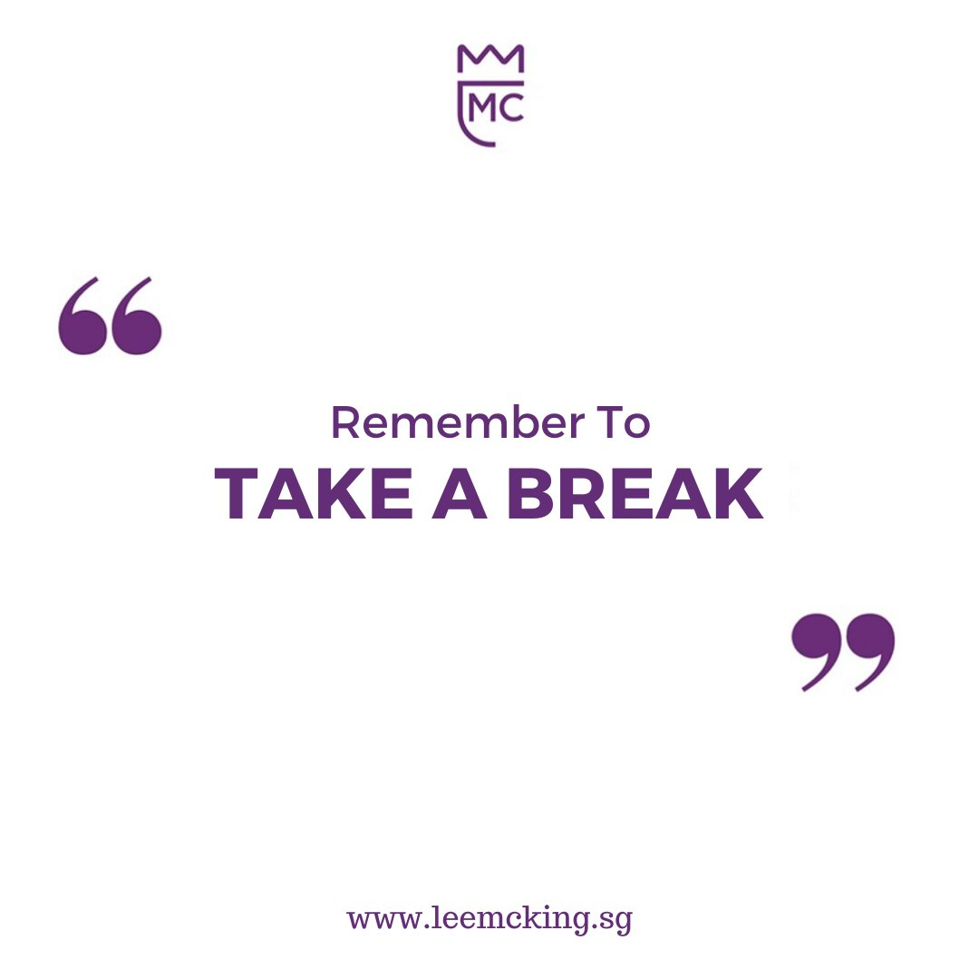 Remember to take a break!   Often times we work and work and work to the point we forget to take a break to allow a moment of rest for our minds, our bodies, our hearts and souls~  So this is a PSA to take a break!   #kitkat #break #takeabreak #rest #recover