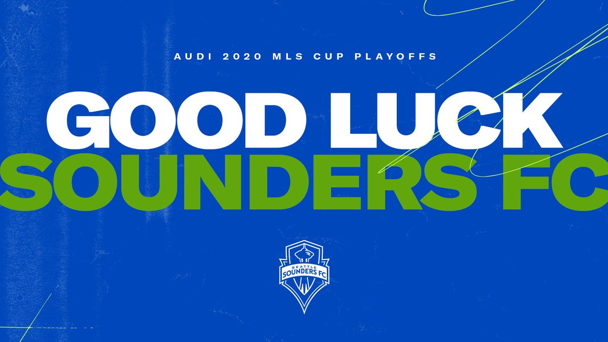 They're 𝙬𝙞𝙧𝙚𝙙 for this. Go get 'em, @SoundersFC. #MLSCupPlayoffs | #SeattleLove💙💚