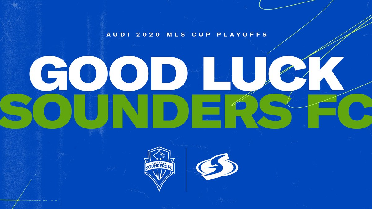 Wired To Win.🏆   Good luck in the #MLSCupPlayoffs @SoundersFC!