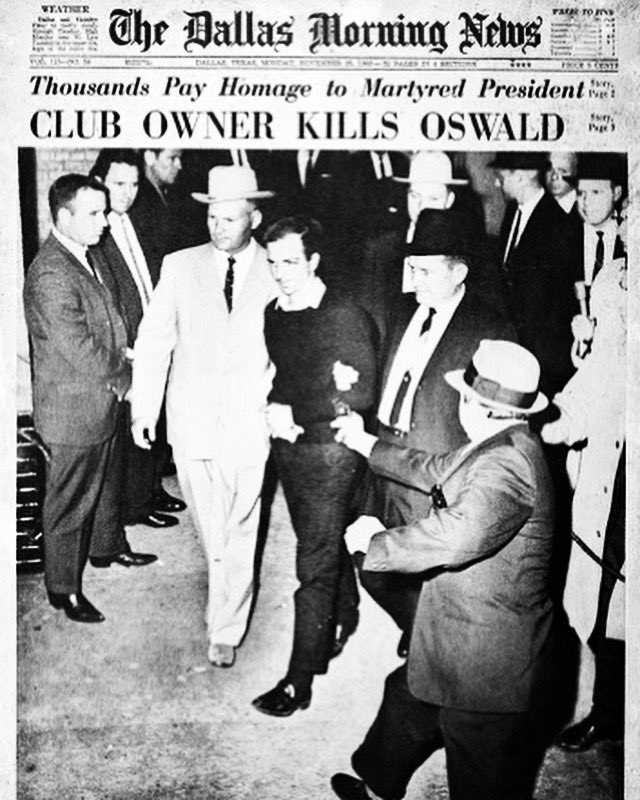 The end of the interrogation. The end of the investigation. Just...the end. #JFK #JFKassassination #Oswald https://t.co/AX3yTBsI0A