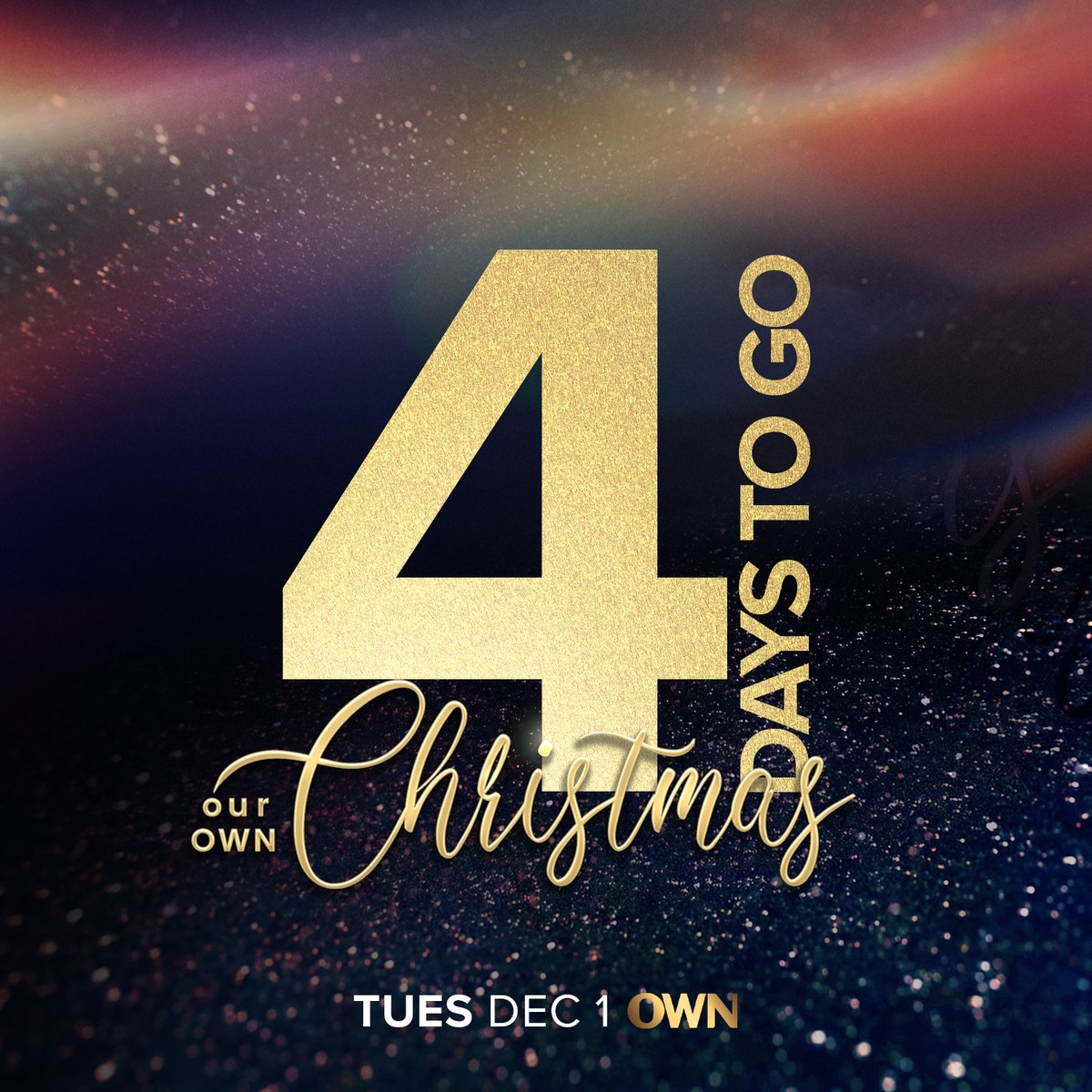 Get. Ready. 4 days y'all! Our OWN Christmas Gospel Special is coming to you SOON!! https://t.co/H7jGHUuFQq