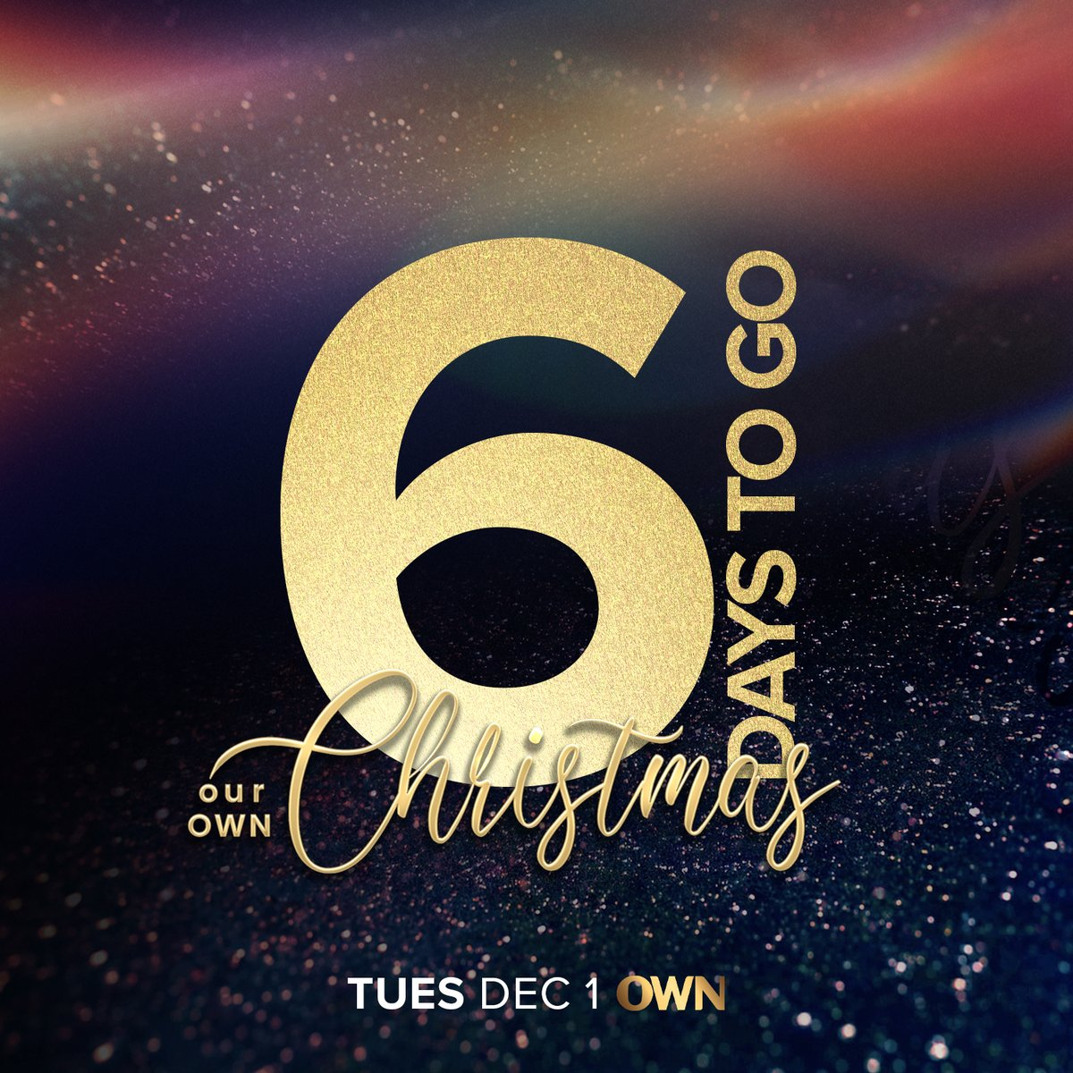 We're less than a week out from Our OWN Christmas Gospel Special! Set those DVRs! Part of #OurOWNChristmas 🎁 https://t.co/IWWUWTACoj