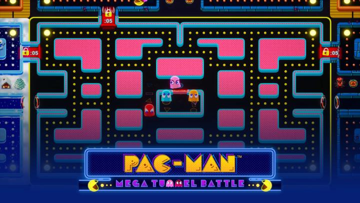Prove your mettle with the world's biggest, 64-player #PACMAN experience!   ICYMI – PAC-MAN Mega Tunnel Battle is out now for Stadia! Follow the link to order today & may the best PAC-MAN win!