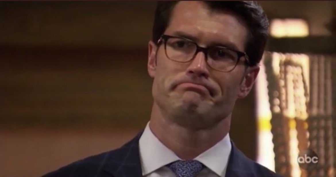Really thought Bennett was going to get the rose 😭 #TheBachelorette