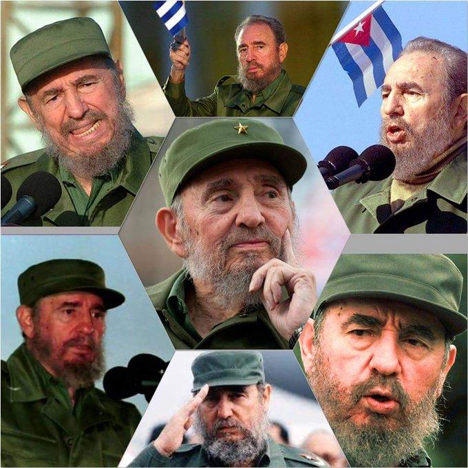 #25Nov 🇻🇪📢¡ETIQUETA DEL DÍA!⏩  #PorSiempreChávezYFidel  Venezuela y Cuba avanzan con las enseñanzas de Chávez y Fidel. Conmemoramos 4 años del paso a la eternidad del líder de la Revolución Cubana cuyo legado vivirá por siempre en las luchas de los pueblos de Nuestra América.