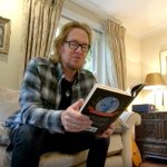 Image for the Tweet beginning: IRON MAIDEN's ADRIAN SMITH Reads