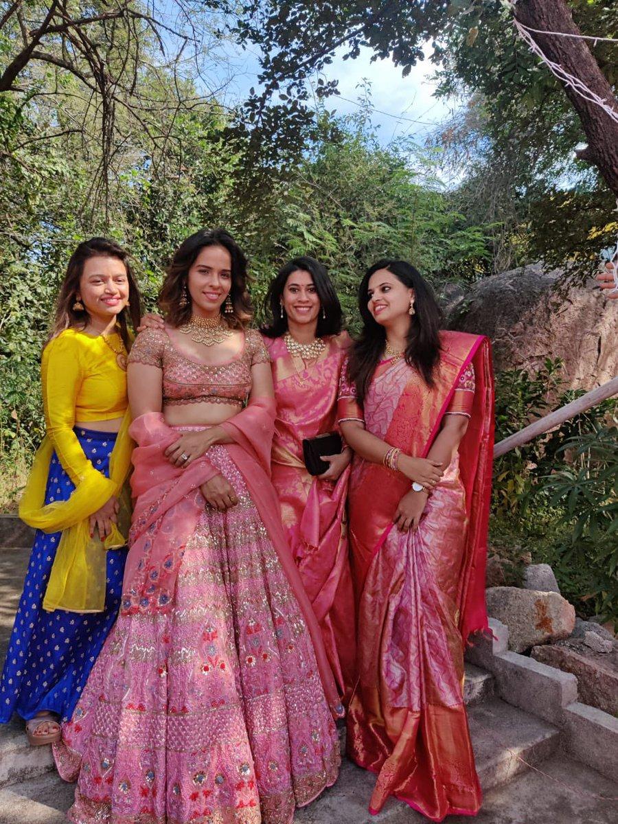 At @GuruSaiDutt1 wedding today ..☺️☺️