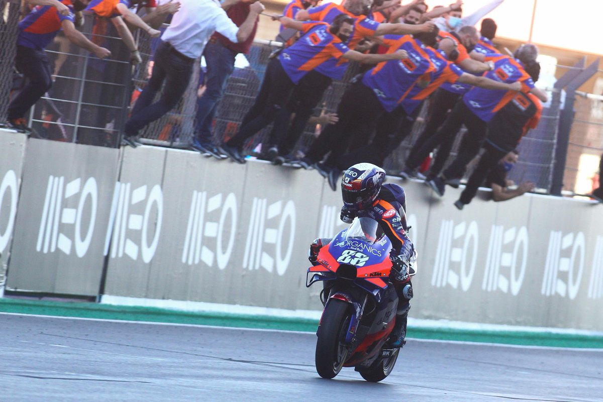Episode 174 is out! In this one, @motomatters and @SteveEnglishGP cover everything #MotoGP from the #PortugueseGP at Portimao. Give it a listen, you will really enjoy it!