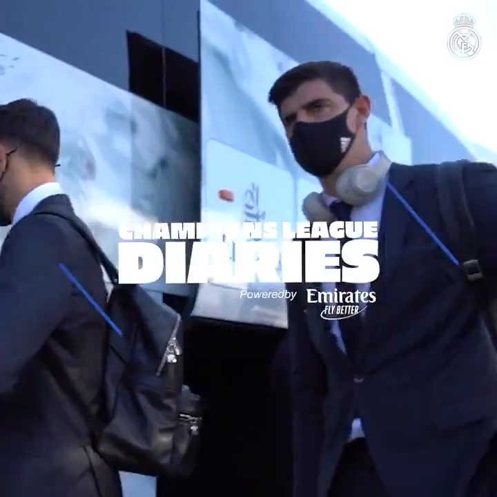 📽️🆕 @ChampionsLeague Diaries!  🤩⚽ Come behind the scenes as we travel to Milan and the stadium where we won la Undécima! 📺  #RMUCL | @emirates