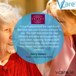 Image for the Tweet beginning: Learn more about Vcare: