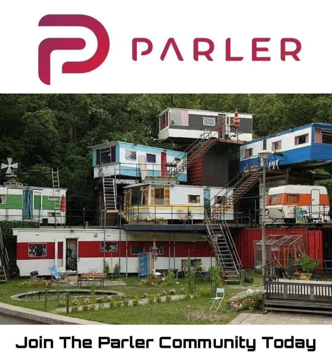 #ParlerHacked