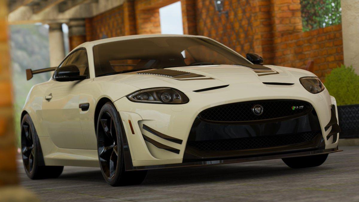 Car 630 - 2015Jaguar XKR-S GT  #ForzaHorizon4 #ForzaShare #Xbox #Forza #HorizonPromo https://t.co/lBtSE5Krer