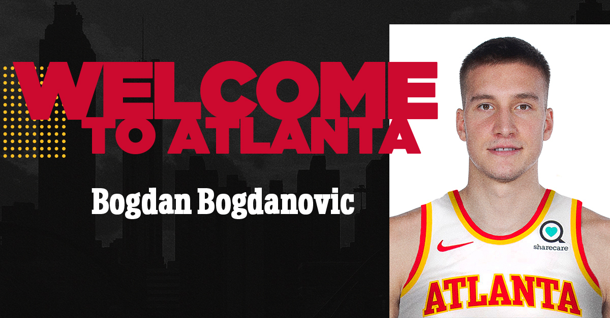 Join us in welcoming @LeaderOfHorde to the 🅰️!  #TrueToAtlanta