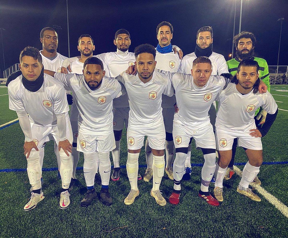 Parsippany Football Club 7-0 FC Macedonia   Goals: Brian Lattanzio (1), Anthony Correale (1), Sebastian Montoya (1), Oscar Garcia (1) Franklin Castellanos (1) Sebastian Amaya (1), JP Congolino (1)  We are live this Sunday 11.29.2020 at 2:00PM from Smith Field vs FC Senegal! https://t.co/vn4sVtX9Om