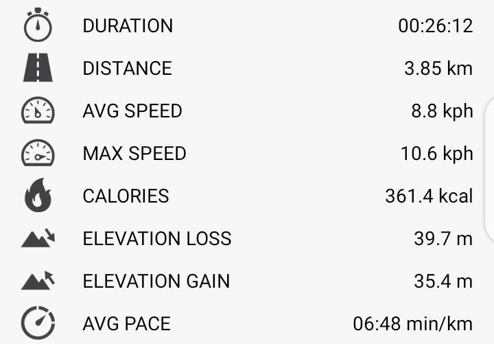 Day 3 💪🏽  #fitness #running https://t.co/IO9mYk2FTB