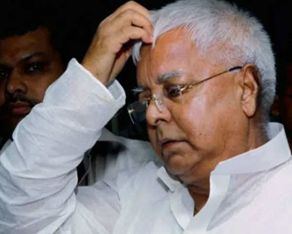 #Breaking | Unverified audiotape of Lalu Prasad Yadav, circulated by the BJP, sparks fight; BJP demands Lalu Prasad Yadav be shifted to Tihar jail.