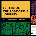 Image for the Tweet beginning: Mobilise African and EU tech