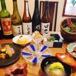 Image for the Tweet beginning: こんにちは👋😃大将です😁  ワクワクが止まらない後2日です😁 日本ワイン&日本酒ペアリング会を楽しむ会を27日に開催させていただきます。 コロナ対策を万全にし楽しい会にしますので是地よろしくお願いいたします❗ #桑名エール飯 #桑名グルメ #日本ワインペアリング
