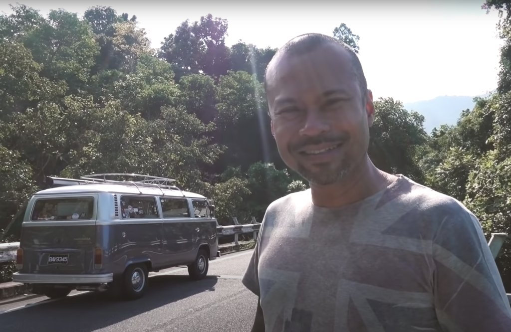 🧭 Follow Rene & Sam and their great escape all the way across Malaysia in their van →