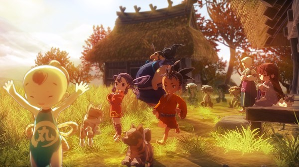 Sakuna: Of Rice and Ruin shipments and digital sales top 500,000 gematsu.com/2020/11/sakuna…
