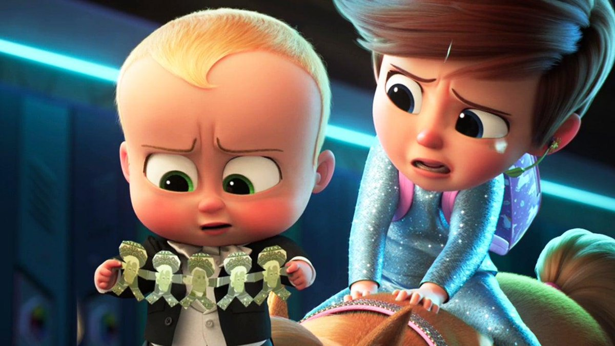 """IGN on Twitter: """"The Boss Baby is back in this new trailer for the sequel, The Boss Baby: Family Business. 👶 https://t.co/mnhSm40WJH… """""""