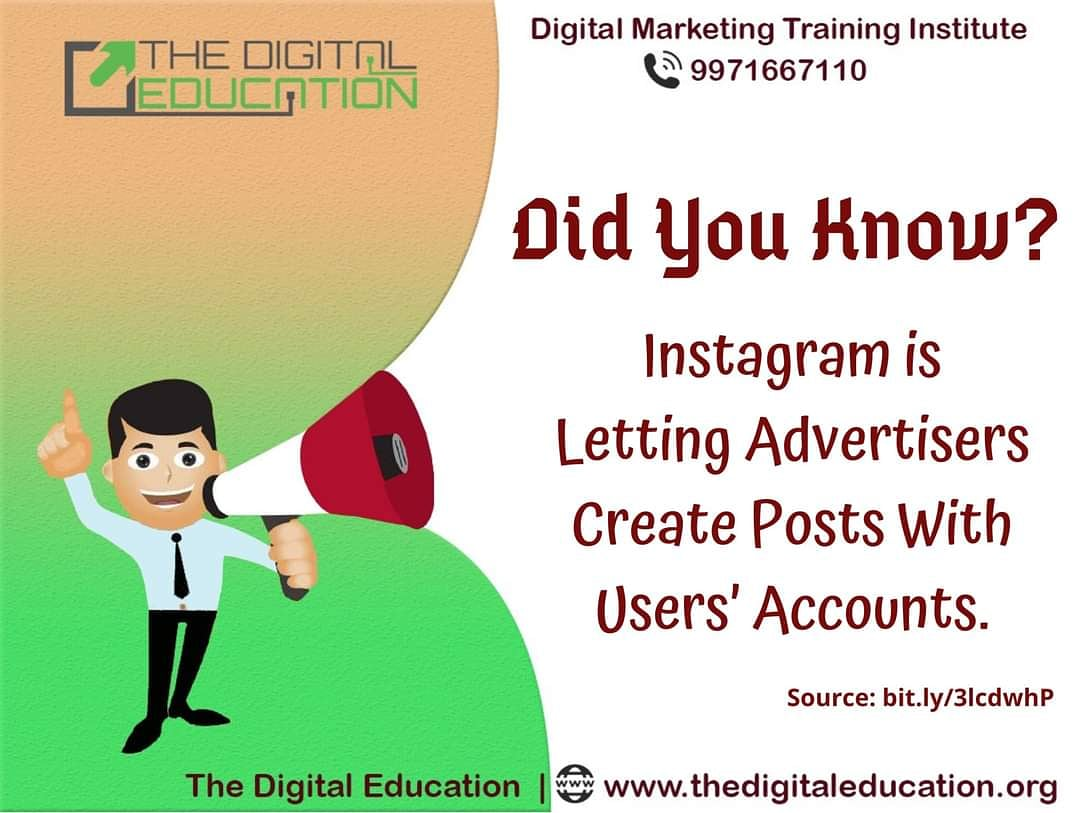Join Us for Best Digital Marketing training in Delhi-NCR. . . . #TheDigitalEducation #TDE #Career #DigitalMarketing #PayPerClick #SEO #SEM #Blog #Analytics #GrowthHacking #InboundMarketing #Emailmarketing #SocialMediaMarketing #SocialMarketing #TrendingTechnology #Delhi