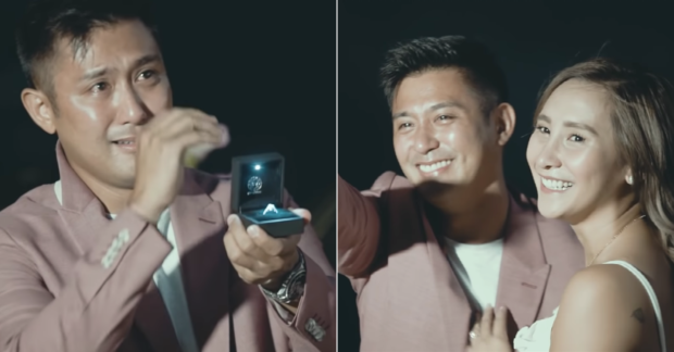 WATCH: How Rocco Nacino pulled off 'magical' proposal to Melissa Gohing https://t.co/nVtXBCyWbM https://t.co/9QcjCit7Ru