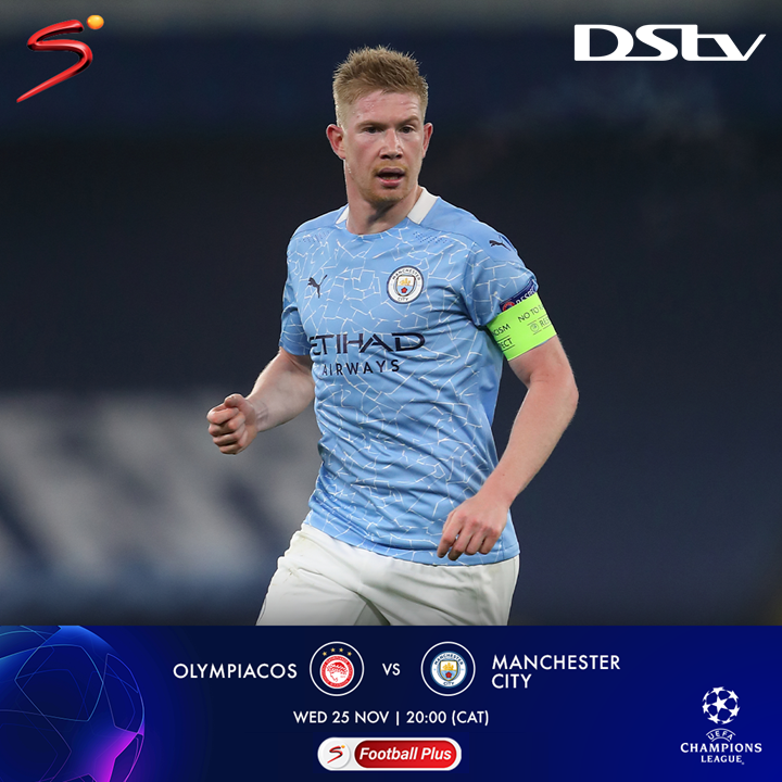 Manchester City will be looking to put their latest Premier League title setback behind them, when they resume their #ChampionsLeague campaign with a trip to Olympiacos tonight! RECONNECT NOW https://t.co/mlceR42S3w #WorldsBestFootball https://t.co/qVHtZvYchc