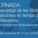 Image for the Tweet beginning: #25N2020 @icdones - Abordatge de