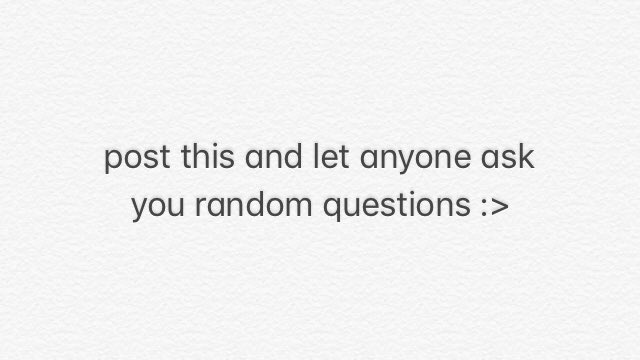 don't be shy (delete if flop).
