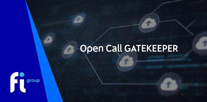 Se publica la Open Call «GATEKEEPER» dentro del programa 💶 600.000 €📢 Subvención a fo....