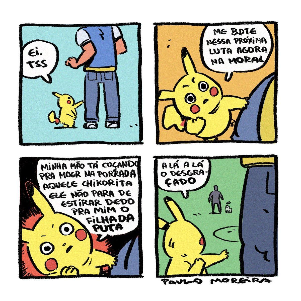 ⚡️ as de pokemon ⚡️