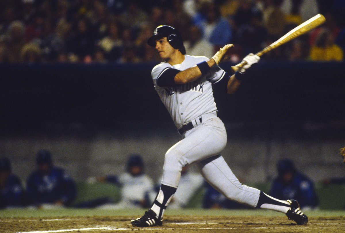 Happy 69th to Bucky Dent, immortalized for his HR in Game 163 in 1978 against Red Sox to give the Yankees the AL East Crown. You know the nickname, right? He was also MVP n the '78 WS to help the club to 2nd straight WS title @sabr https://t.co/NLqs3P8AOV https://t.co/Az3ISpsQUQ