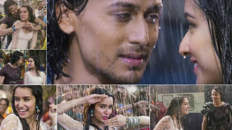 Remembering this Ever Green Song. 💆‍♂️  #ShraddhaKapoor #shradhakapoor #TigerShroff #Baaghi #ChamChamSong