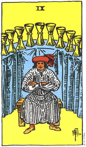 Todays card. Maybe you hid your wishes away somewhere because at one time it hurt too much to both want something & watch that desire go unfulfilled. Maybe you did that & doing that is how you got through. Reclaiming true desires is shadow work, too. Be wild & audacious with it.