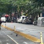 Image for the Tweet beginning: AHORA #Palermo CERRADO AL TRANSITO